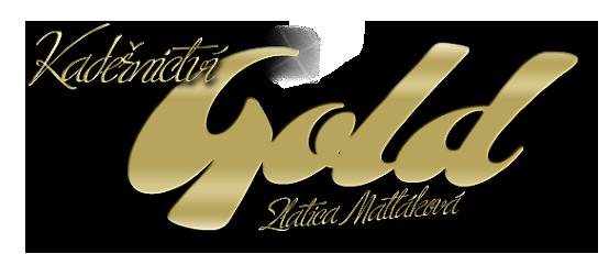 Kadeřnictví GOLD